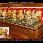 Al Palazzo della Regione Veneto il Leone d'Oro per la Carriera al presidente della Repubblica d'Albania LLIR METÀ
