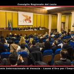 Premiate le Imprese Italiane Dal Gran Premio Internazionale di Venezia