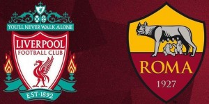 Logo Liverpool-Roma