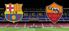 Logo Barcellona-Roma