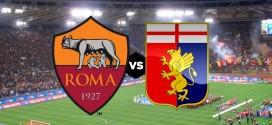 Logo Roma Genoa