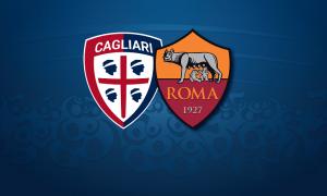 logo Cagliari-Roma