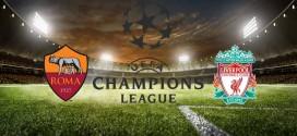 Logo Roma - Liverpool