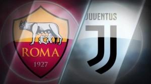 roma-juventus logo
