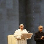 "CORONAVIRUS,benedizione ""urbi et orbi"" straordinaria di Papa Francesco"