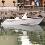 """ELIMA Fishing Boat"""": la scommessa di Ivan firmata Alessandro Chessa"""