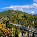A passeggio nel cielo: i ponti tibetani più belli del mondo