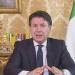 "Coronavirus, Giuseppe Conte: ""Misure prorogate al 13 aprile"""