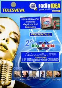 2° Contest online Disconovità TV