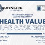 Progetto Healt Value Lab Academy: innovazione e formazione nel futuro della sanità italiana