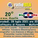 """Ventennale del """"Gran Galà Disconovità"""" 2021"""